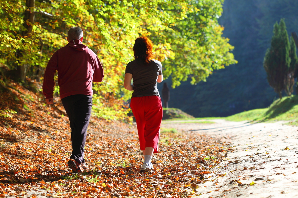 Walking 30 minutes per day benefits cancer patients