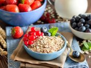 Higher fiber intake helps with colorectal cancer
