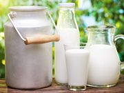 Can cancer patients drink milk?