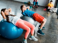 Physical activity in children declines from ages 6 to11