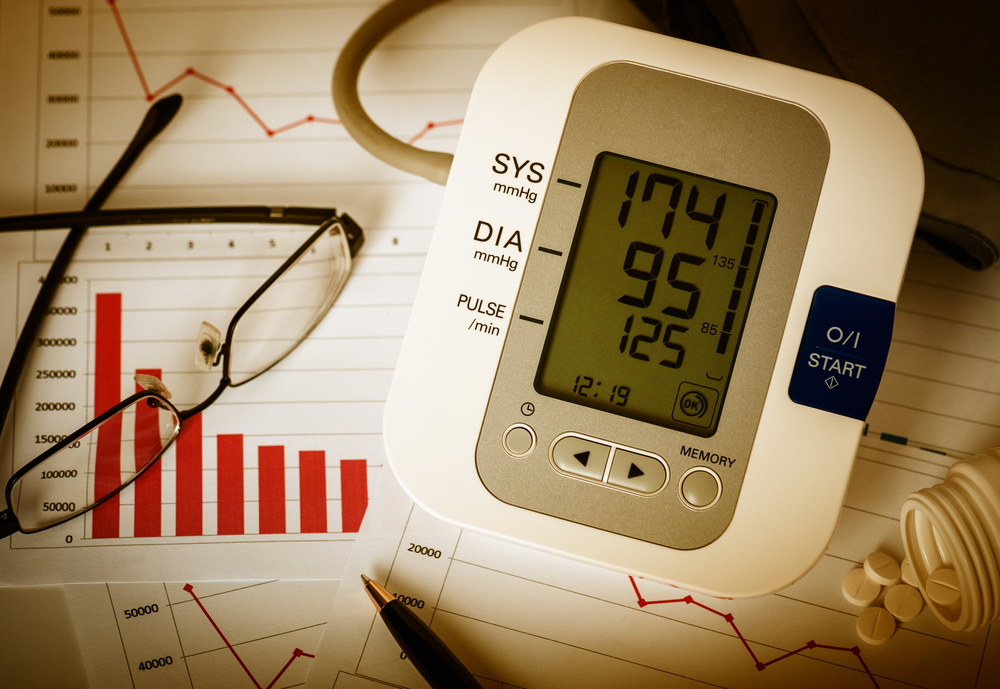 Four ways to prevent high blood pressure